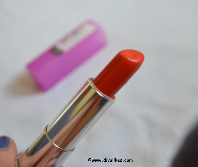 Maybelline Color Sensational Lipstick Tangy Tulip 960 Shade