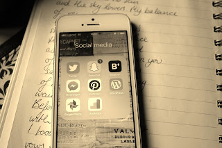 5 Tips for blogging on the go iphone