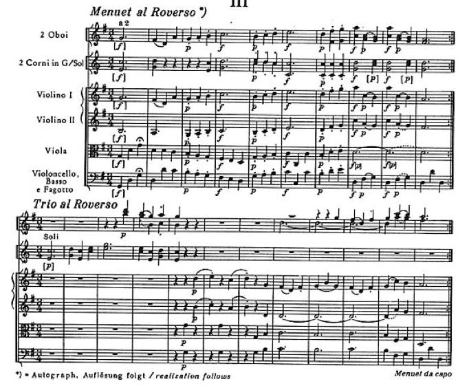 Chainsaw Symphony: The Music Salon: Haydn: Symphony No. 47 In G Major