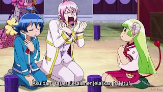 Mairimashita! Iruma-kun Episode 16 Subtitle Indonesia