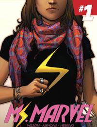 Ms. Marvel (2014)