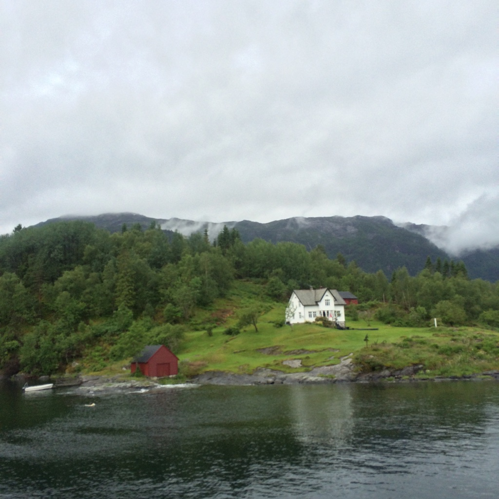 norwegian fjord tours