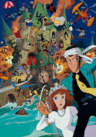 Lupin III The Third Il Castello di Cagliostro Hayao Miyazaki