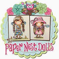 Paper Nest Dolls Digis