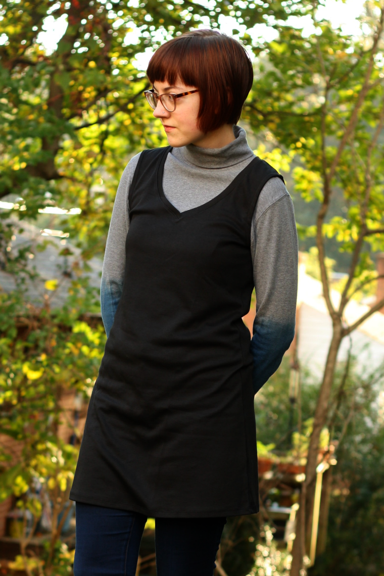 Ethos Collection Little Black Dress, fair trade and sustainable