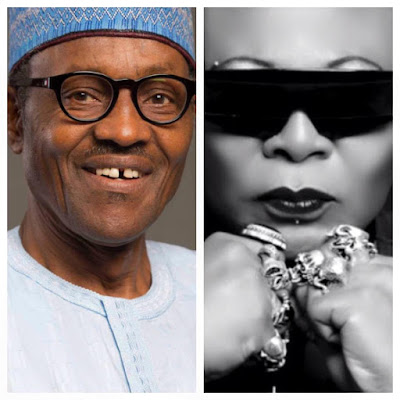 Bughari - Charly Boy writes open letter to president Buhari