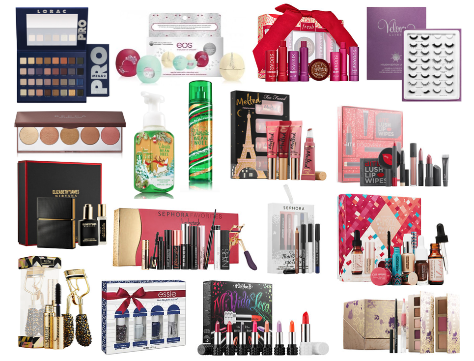 Christmas Beauty Releases 2015 #3: USA Edition