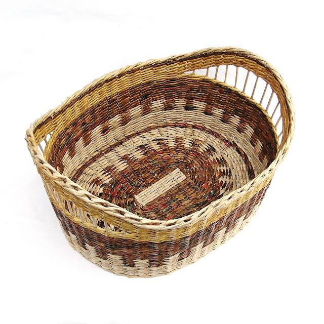 koszyk z recyklingu