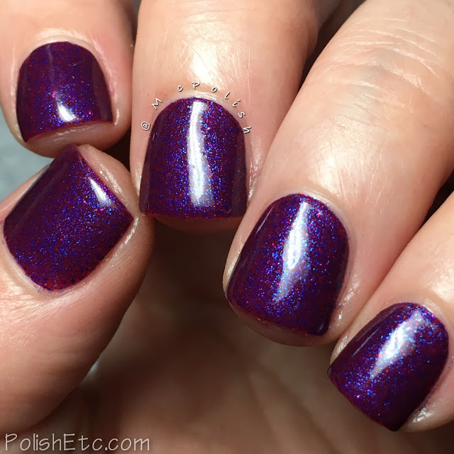 Takko Lacquer - Cancer - McPolish