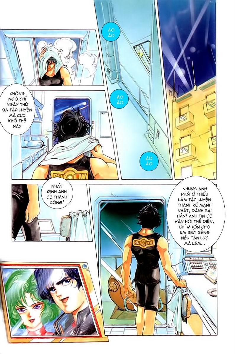 Cyber Weapon Z - Siêu Thần Z chap 2 - Trang 22