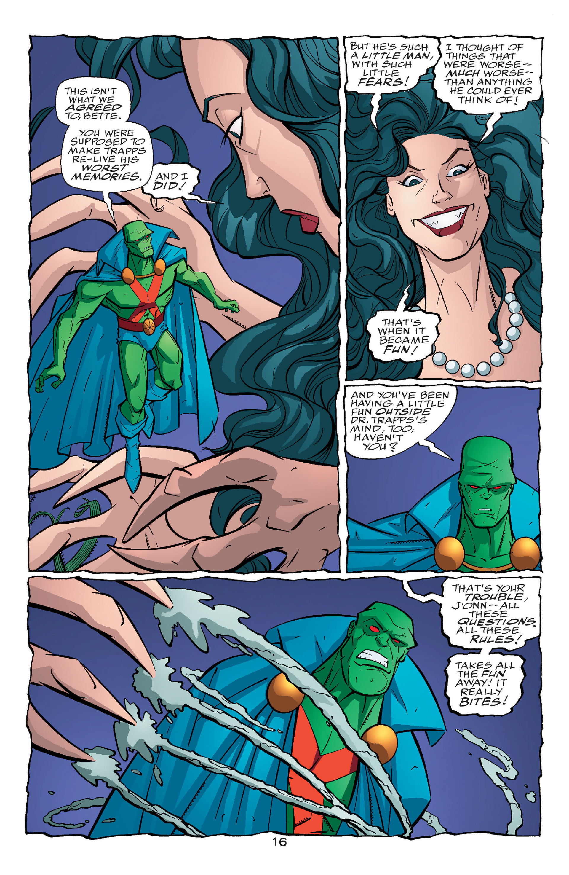 Harley Quinn (2000) Issue #23 #23 - English 17