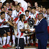River volvió a superar a Boca en Mendoza y se consagró campeón de la Supercopa