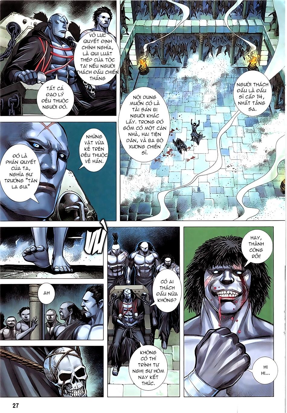 Tây Du chap 56 page 27 - IZTruyenTranh.com
