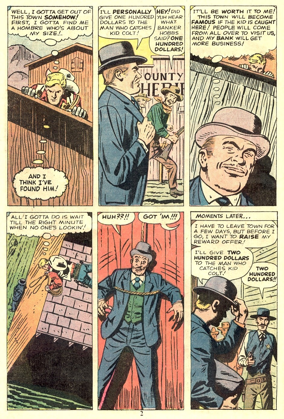 Kid Colt Outlaw issue 185 - Page 4