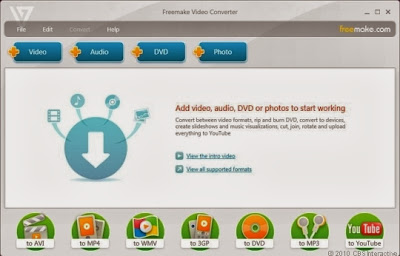 Download Freemake Video convertor 4.0.4.4 Latest Update