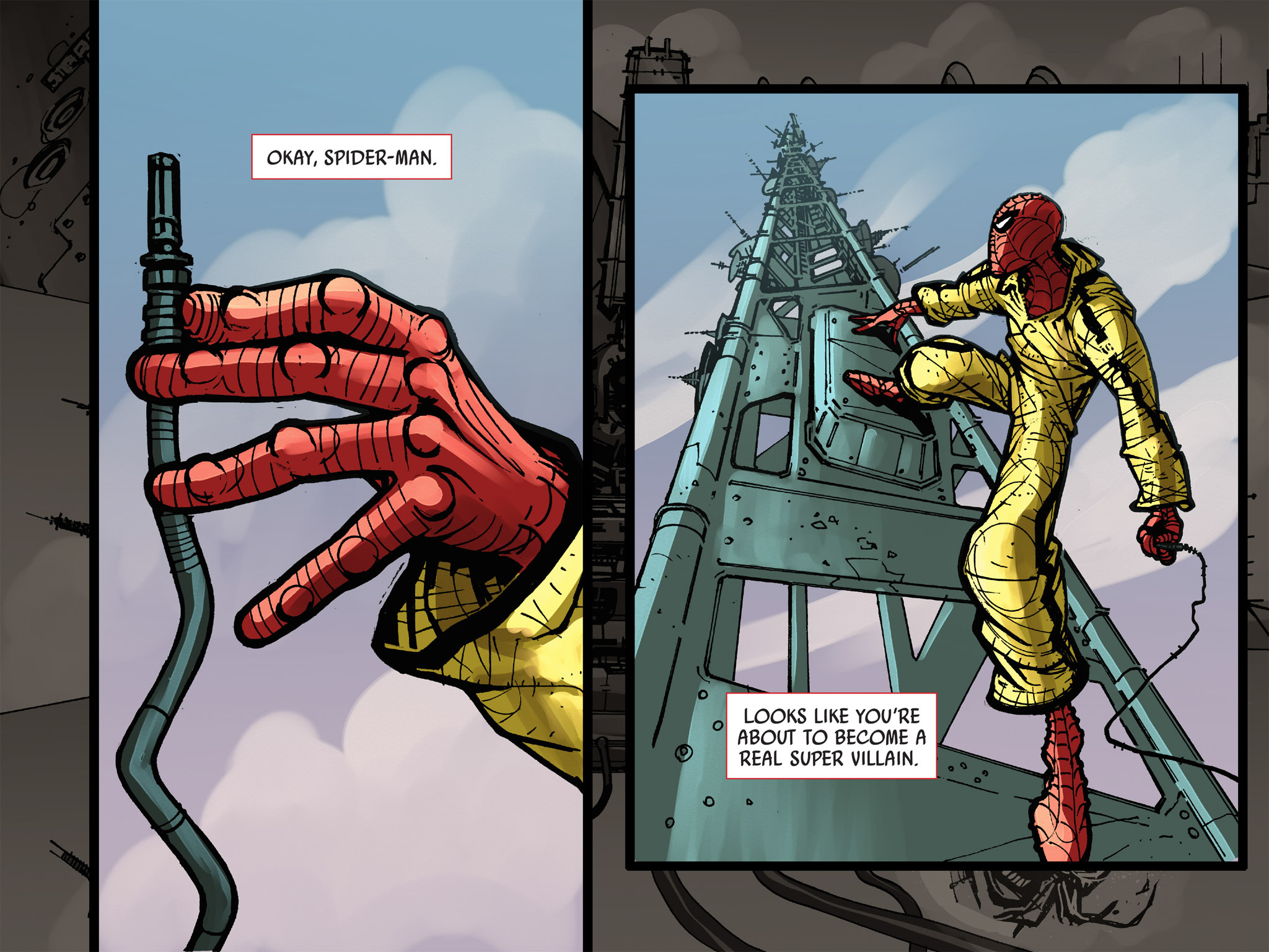 Read online Amazing Spider-Man: Who Am I? comic -  Issue # Full (Part 3) - 145