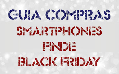 Mejores smartphones disponibles del Finde de Black Friday
