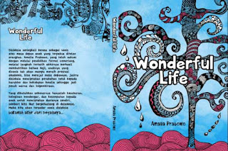 Cover Buku Wonderful Life Amalia Prabowo
