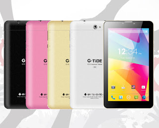الاصدار الجديد من فلاشه  G-TIDE G19