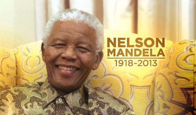 Diskusi Teks Cerita Ulang Biografi Nelson Mandela