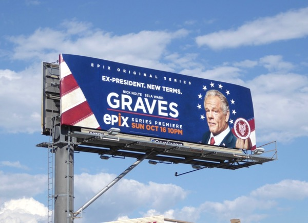 Graves season 1 billboard