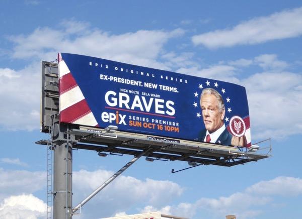 Graves season 1 billboard