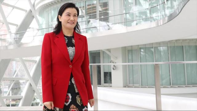 Conozcan a la mujer más rica del mundo, vendedora china de Apple
