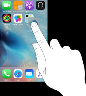 Come ordinare schermata Home da applicazioni e cartelle su iPhone: TUTORIAL
