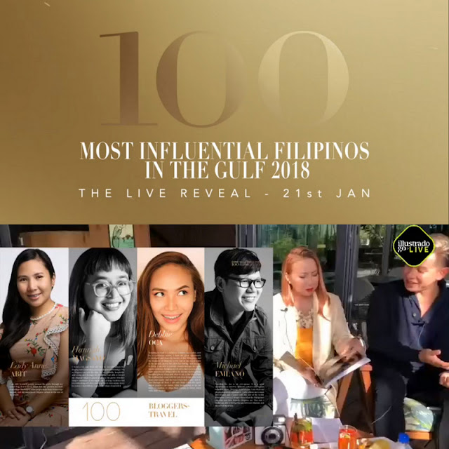 100 Most Influential Filipinos in the Gulf