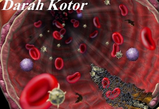 Dampak Buruk Darah Kotor Dan Cara Membersihkannya