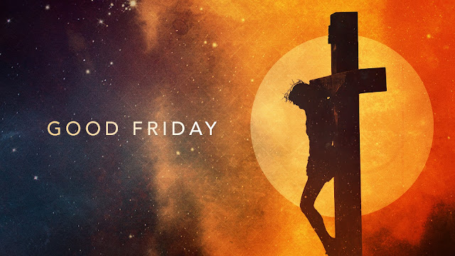 Good Friday Wallpaper for Friends