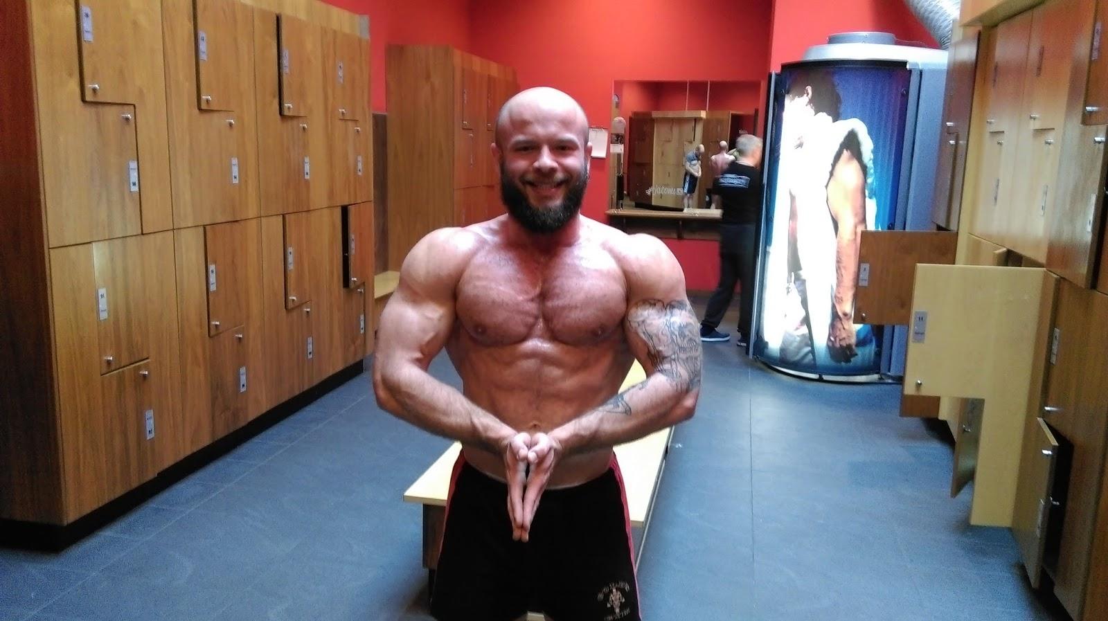 Tatuaże I Siłownia Beardy Bulk Blog