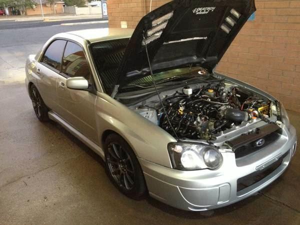 Daily Turismo: 15k: Peg The Bro-ometer: 2004 Subaru Impreza