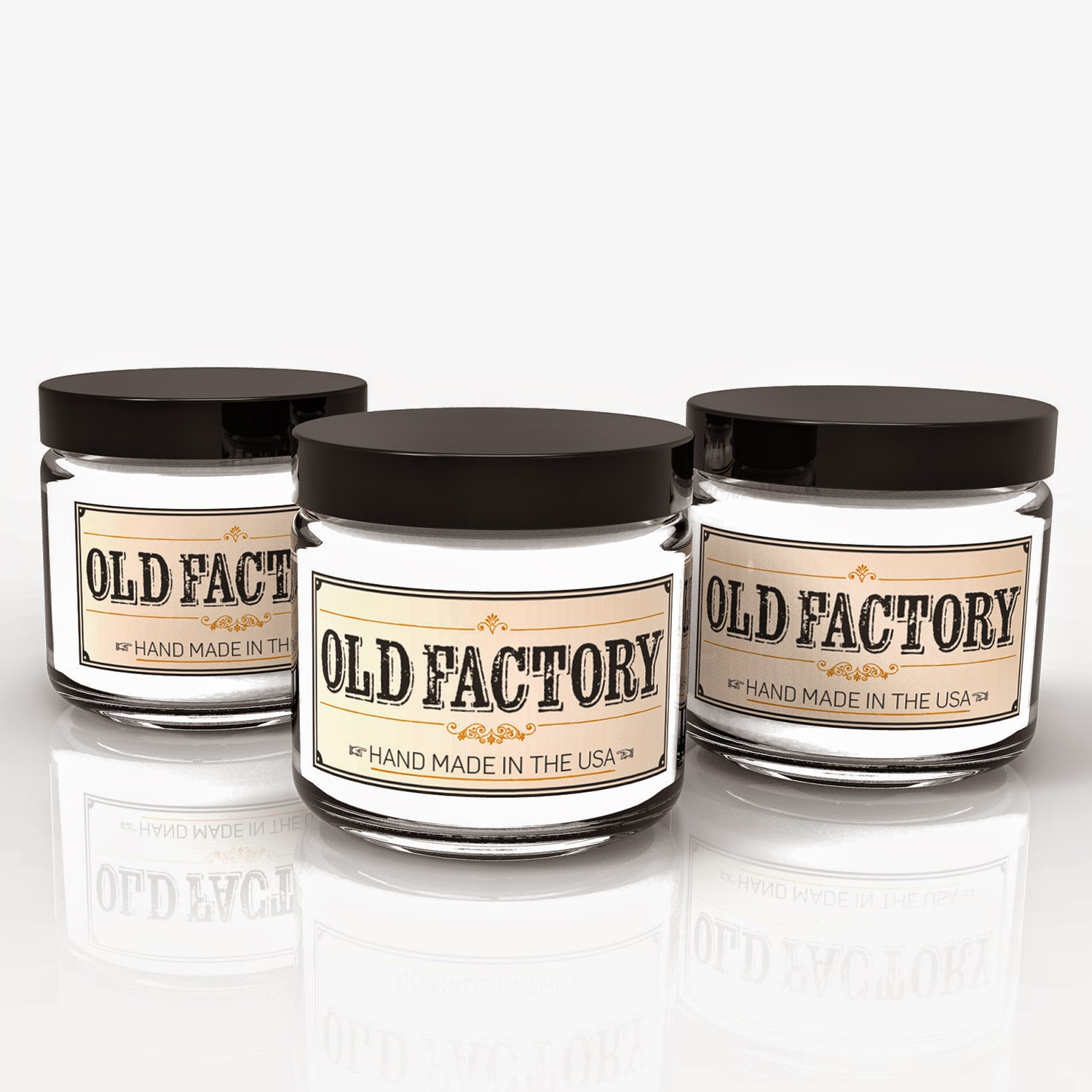 GlamRiver: Old Factory Candle Gift Set Review + Giveaway