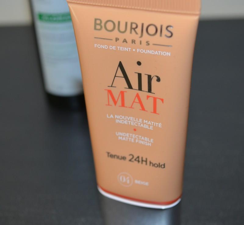 avis Fond de teint Air Mat Bourjois