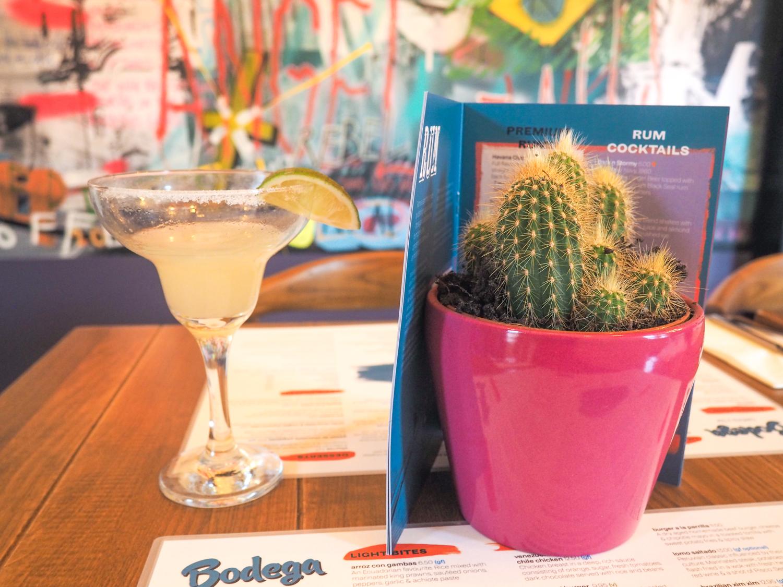 Bodega Cantina Leicester Margarita