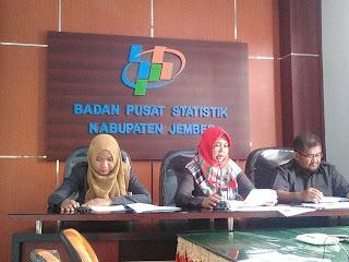 Kabupaten Jember Alami Deflasi Ekonomi Per Maret 2019