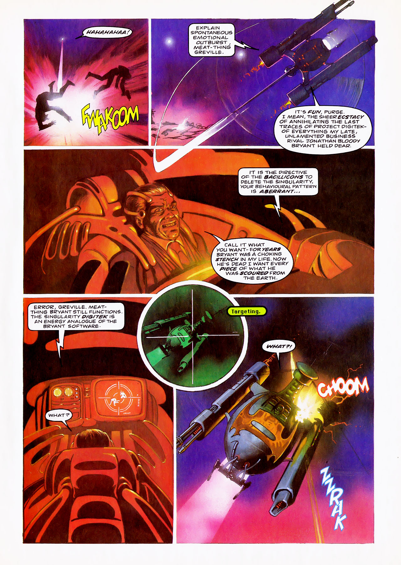 Read online Overkill comic -  Issue #15 - 19