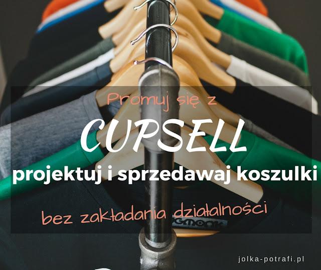 cupsell koszulki z nadrukiem