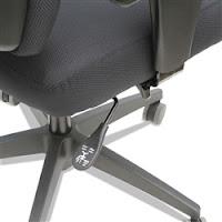 Bush office chair controls