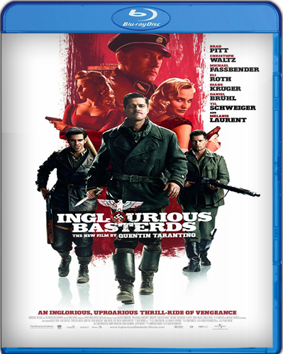 Inglourious Basterds [2009] [BD25] [Latino]