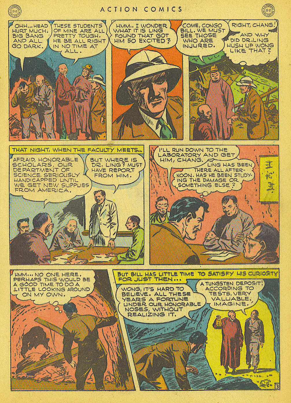 Read online Action Comics (1938) comic -  Issue #91 - 25