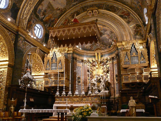 St John's Co-Cathedral - Malta