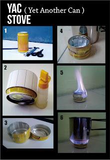 can stove kompor kaleng