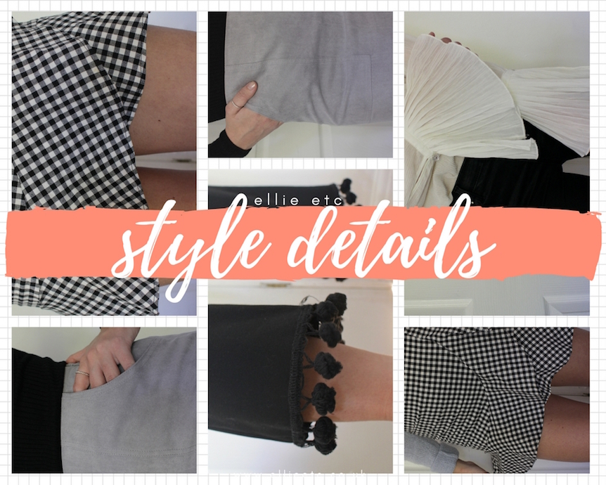 style, style details, details, ruffles, pom-poms, flares, fashion, clothes, Pull and Bear, H&M, Bershka, New Look, topshop, Zara, Primark,