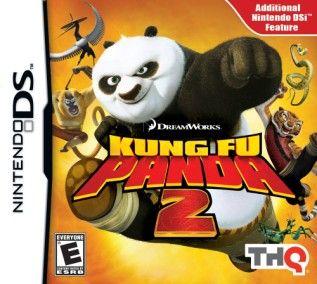 Descargar Kung Fu Panda 2 NDS, Español, mega, mediafire