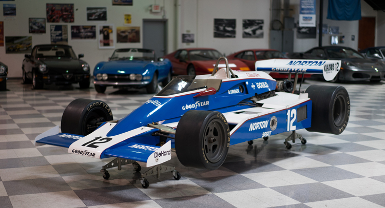 Riverside Museum Auctioning Off 49 Supercars, Classics & Indy Racers