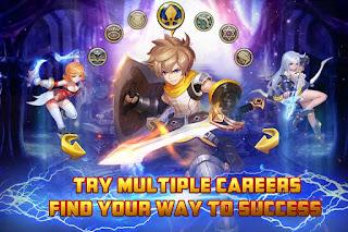 Hero of Magic - War Age v1.1 Apk