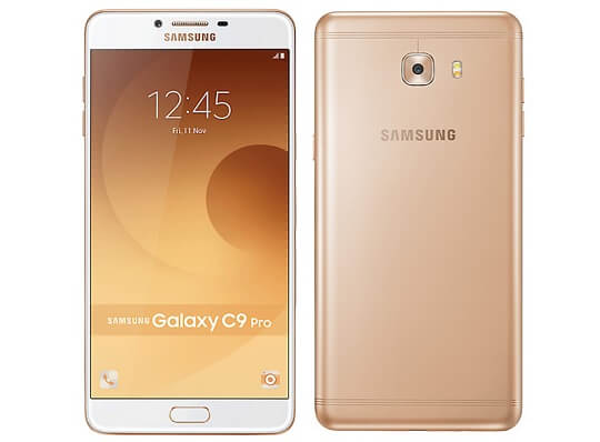 Samsung Galaxy C9 Pro Gets New 128GB Internal Storage Option