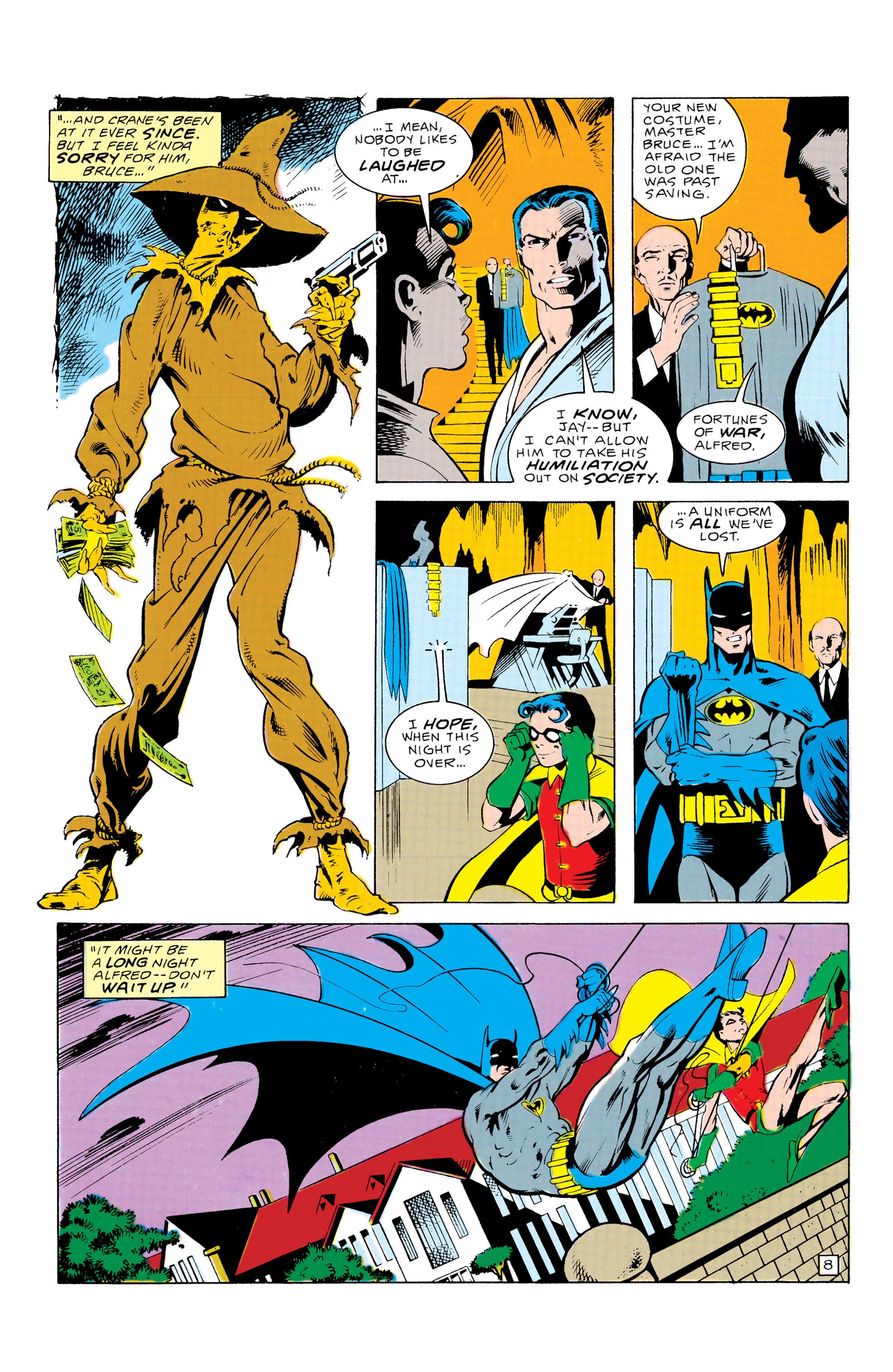 Detective Comics (1937) 571 Page 8